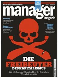 """Bild zu 3 Ausgaben der Zeitschrift """"Manager Magazin"""" für 27€ + 27€ Verechnungsscheck"""