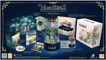 Bild zu Ni No Kuni 2: Schicksal eines Königreichs King's Edition (PS4) für 55,35€ (Vergleich: 71,85€)