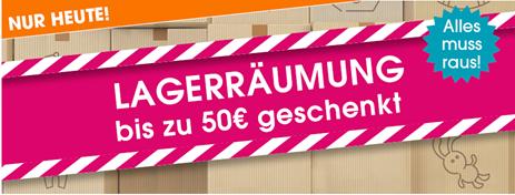 Bild zu Babymarkt: bis zu 50€ Rabatt auf (fast) alles (abhängig vom Bestellwert)