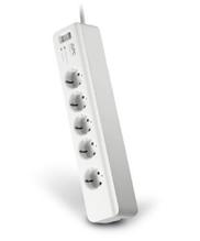 Bild zu APC PM5-GR Essential SurgeArrest 5-fach Überspannungsschutz-Steckdosenleiste für 9,99€ (Vergleich: 14,90€)