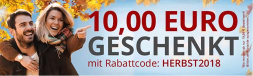 Bild zu Druckerzubehoer.de: ab 19,99€ Bestellwert ganze 10€ Rabatt