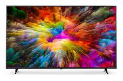 "Bild zu MEDION LIFE X16513 (65"") Ultra HD Smart-TV (HDR, PVR ready, Netflix, Bluetooth, DTS HD, HD Triple Tuner, CI+) für 699€ (Vergleich: 829€)"