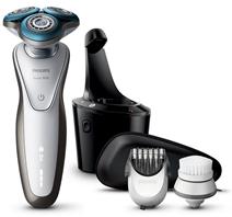 Bild zu Philips S7780/64 Rasierer und Haarschneider (inkl. Reinigungsbürste und Hülle) für 154,94€ (Vergleich: 211,59€)