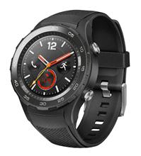 Bild zu Huawei Watch 2 sports black (Smartwatch) für 180,99€ (Vergleich: 213,90€)