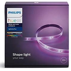 Bild zu 2 x Philips Hue LightStrip Plus für 86,25€ (Vergleich: 111,80€)