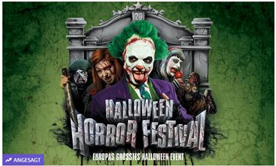 Bild zu Movie Park Halloween Horror Festival für 26€ (anstatt 45€)