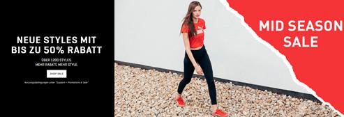 Bild zu Puma: Mid Season Sale mit bis zu 50% Rabatt + 22% Extra Rabatt