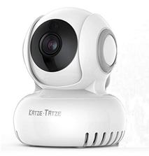 Bild zu Baby Monitor 720P HD WLAN Überwachungskamera mit Nachtsicht & Bewegungserkennung (Indoor) für 24,99€