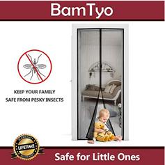 Bild zu BamTyo Magnet Fliegengitter/Insektenschutz 100x210cm (oder 90 x 210cm) für 4,99€