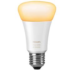 Bild zu Philips Hue White Ambiance 9,5W E27 für 19,99€ (Vergleich: 28,75€)