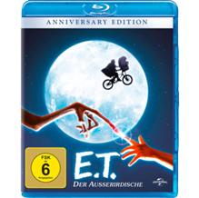 Bild zu E.T. – Der Außerirdische (Anniversary Edition) [Blu-ray] für 5€