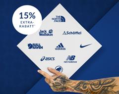 Bild zu Engelhorn Sports: 15% Extra Rabatt auf ausgewählte Marken