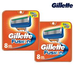 Bild zu 16x Gillette Fusion Rasierklingen für 35,90€ (Vergleich: 41,36€)