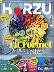 """Bild zu [Top] Jahresabo (52 Ausgaben) der TV-Zeitschrift """"Hörzu Digital"""" ab 109,80€ + bis zu 110€ Prämie"""