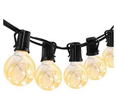 Bild zu ECOWHO Led Lichterkette 10 Meter mit 30 Birnen für 20,69€