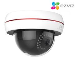 Bild zu EZVIZ C4S IP-Kamera (Full HD, PoE, IP66) für 75,90€ (Vergleich: 106,82€)
