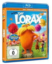 Bild zu Der Lorax [Blu-ray] für 5€ (Vergleich: 6,90€)