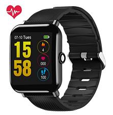 Bild zu OUKITEL W2 Fitness Tracker (Schrittzähler, Pulsmesser, Kalorienzähler, usw.) für 26,99€
