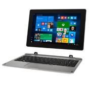 Bild zu MEDION AKOYA E1239T Notebook (25,7cm/10,1″ Intel x5 128GB, 2GB Office 365 Win. 10) für 159,99€ inkl. Versand (Vergleich: 179,99€)