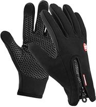 Motenik Touchscreen Handschuhe,Wasserdicht Handschuhe für Herren und Damen Amazon de Sport Freizeit