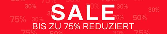 Sale bis zu 75% reduziert - DEICHMANN