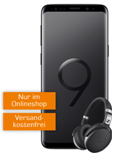 SAMSUNG Galaxy S9 Dual-SIM mit Vertrag - Saturn Tarifwelt