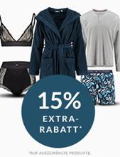 Bild zu Engelhorn Fashion: 15% Extra-Rabatt auf Tag- & Nachtwäsche