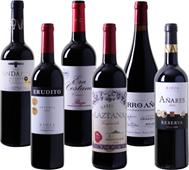 Bild zu Weinvorteil: 6er Wein Probierpaket Rioja für 39,93€ inkl. Versand