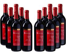 Bild zu Weinvorteil: 12er Rotwein- Paket Domaines Fournier – Merlot-Grenache – Pays d'Oc IGP für 29,95€ inkl. Versand