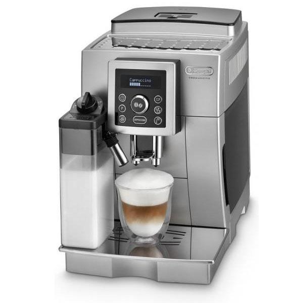 Bild zu Kaffeevollautomat Delonghi ECAM 23.466.S für 379,90€ (Vergleich: 450,99€)