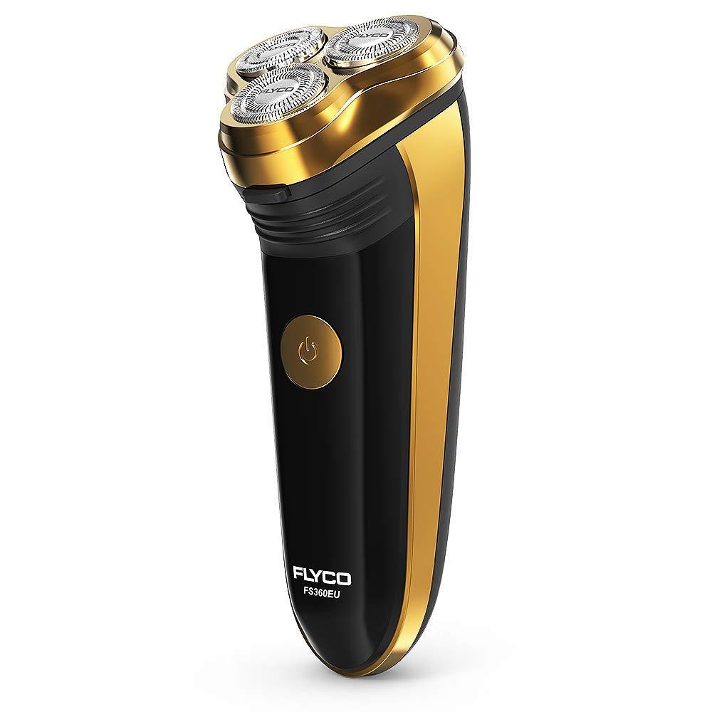 Bild zu [Prime] Flyco Elektro Herranrasierer mit Pop-up Trimmer für 15,99€