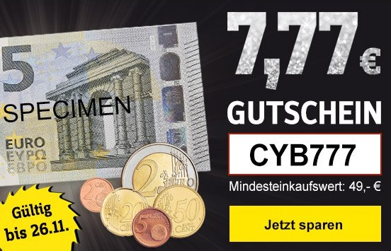 Bild zu Conrad: 7,77€ Rabatt-Gutschein (ab 49€ MBW)