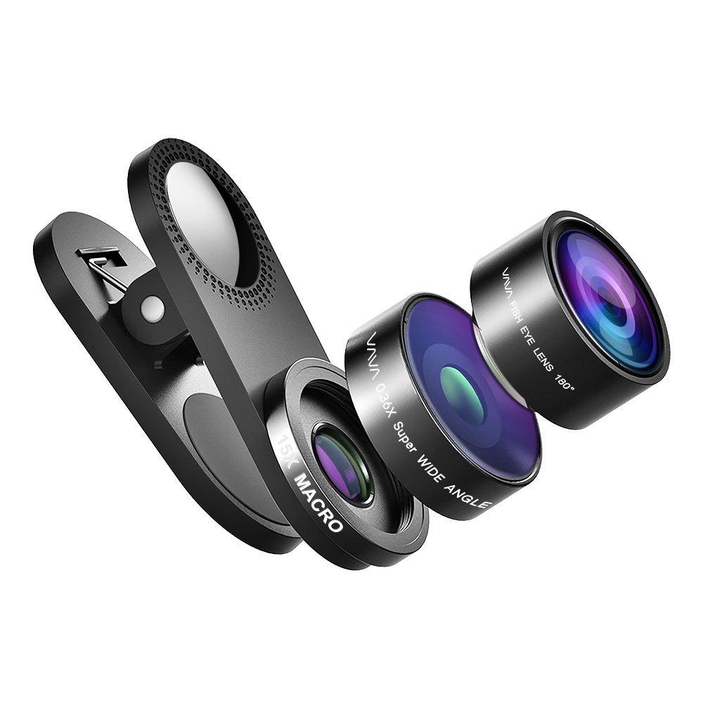 Bild zu VAVA Objektiv Set mit Handy Clip On für 7,85€