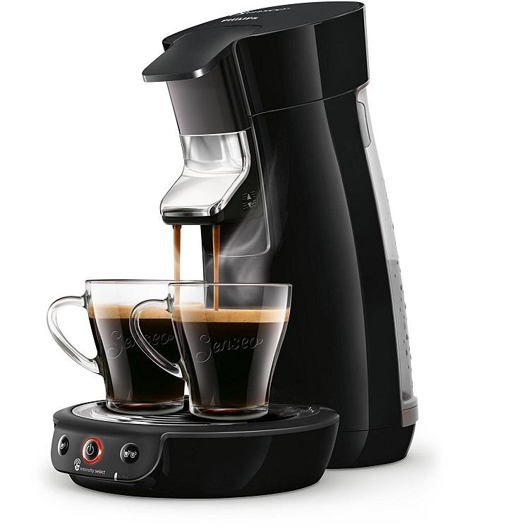 Bild zu Kaffeepadmaschine Philips HD6563/60 Senseo Viva Café für 59,90€ (Vergleich: 68,60€)