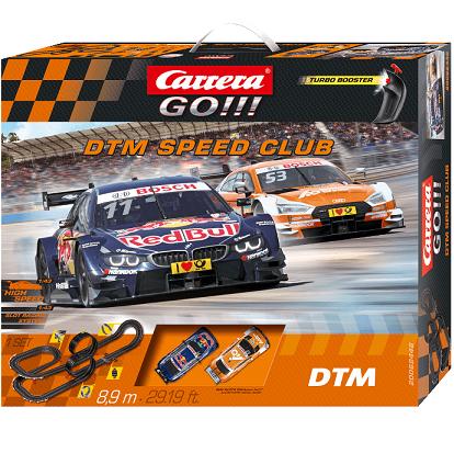 Bild zu Carrera Go!!! DTM Speed Club Start-Set (20062448) für 57€ (Vergleich: 70,02€)