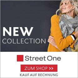Bild zu Street One: 20% Rabatt auf die reguläre Ware im Shop