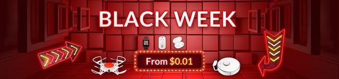 Bild zu Dresslily Black Week: Gadgets, Haushaltsgeräte, Spielzeug uvm., z.B. Convoy C8+ XPL H LED Taschenlampe (1100 Lumen) für 13,60€ inkl. Versand