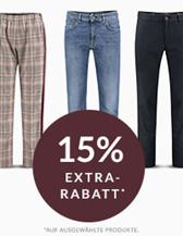 Bild zu Engelhorn Fashion: 15% Extra-Rabatt auf Hosen