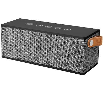 Bild zu Bluetooth Lautsprecher Fresh n Rebel Rockbox Brick Fabriq Edition im Doppelpack für 55€ (Vergleich: 87,90€)
