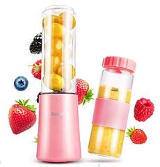 Bild zu Blusmart Mini Standmixer/Smoothie Maker inkl. 2x280ml BPA-freie Tritan Flasche mit Deckel für 13,79€