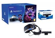 Bild zu Sony PlayStation VR Brille + Kamera + VR Worlds für 219,90€ (Vergleich: 265,90€)