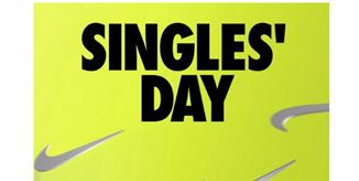 Bild zu Nike Singles Day: Sale mit bis zu 40% Rabatt + bis 22% Extra-Rabatt