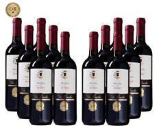 Bild zu Weinvorteil: 12 Flaschen Villa Gracchio – Rosso – Puglia IGT für 49,92€