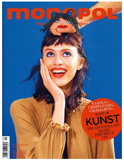 """Bild zu Jahresabo (11 Ausgaben) """"monopol"""" für 108,80€ + 105€ BestChoice Gutschein als Prämie"""