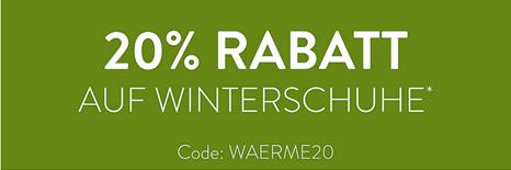 Bild zu Mirapodo: 20% Rabatt auf Stiefel, Stiefeletten, Hausschuhe & Socken