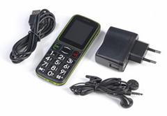 Bild zu Easymaxx 02279 Seniorenhandy (Große Tasten, GSM, SOS-Funktion, 200 STD. Standby) für 17,99€ (Vergleich: 29,90€)