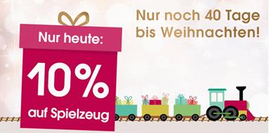 Bild zu Babymarkt: 10% Rabatt auf Spielzeug
