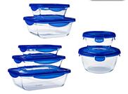 Bild zu Pyrex Cook & Go Schüssel-Set 7-teilig für 47,90€ (Vergleich: 58,14€)