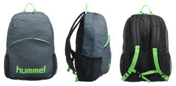 Bild zu Hummel Stay Authentic Kinderrucksack 25L dark slate/green flash für 17,94€ (Vergleich: 26,99€)