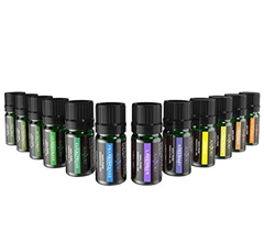 Bild zu Aromatherapie Duftöl Anjou Ätherisches Öle Set für 12,99€